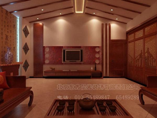 北京小汤山四合院设计