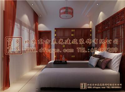 北京骑河楼四合院中式设计