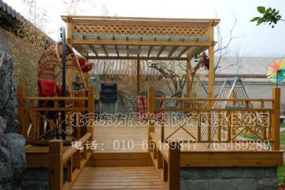 北京怀柔溪谷风情6区四合院设计