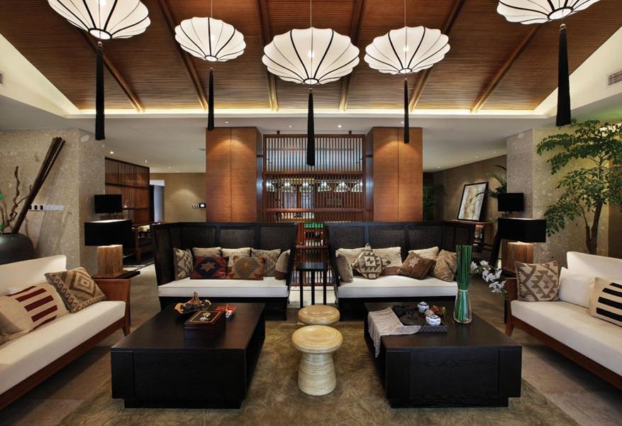 演绎奢华的北池子四合院酒店设计
