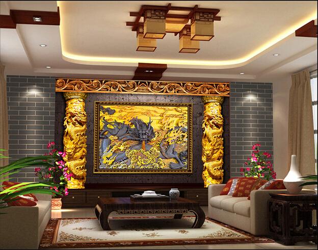 中式四合院别墅