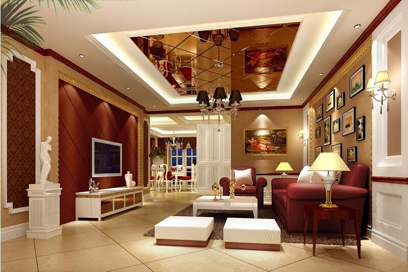 中式风格四合院设计