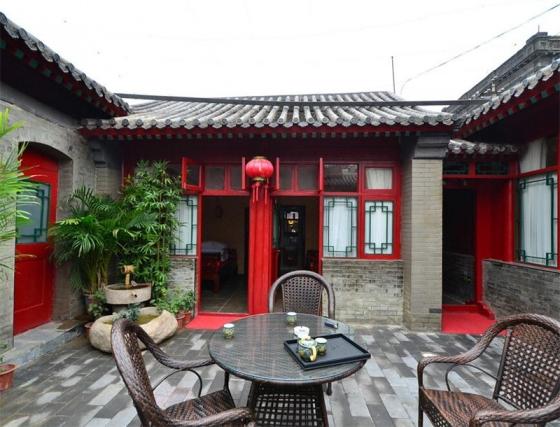 北京仿古四合院装修