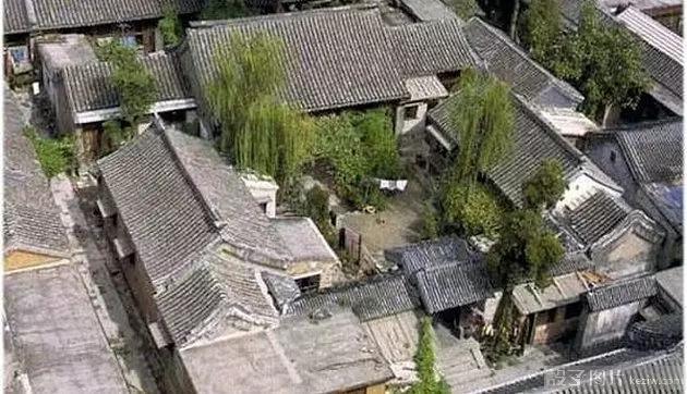 北京四合院的建筑特点