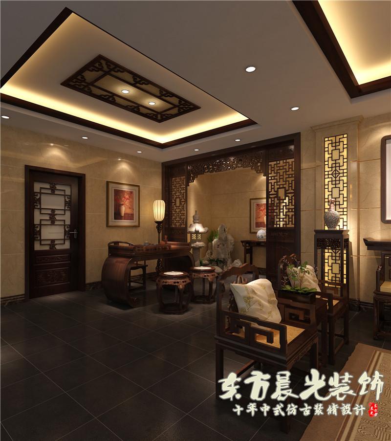 中式四合院设计