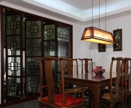四合院古典风格客厅设计