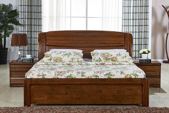 中式四合院卧室装修设计 静享自然与华美