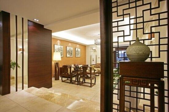中式四合院古典风格装修 中式风雅