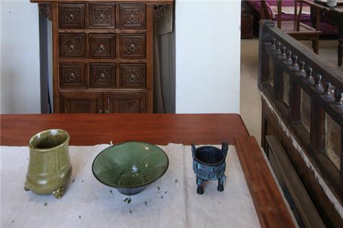 四合院书房设计 充满诗香茶韵