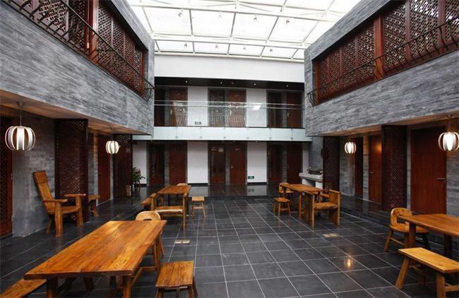 四合院室内设计