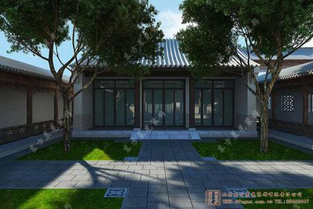 山西运城绛县民俗博物馆设计项目