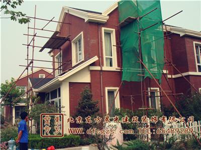 上庄中式别墅设计
