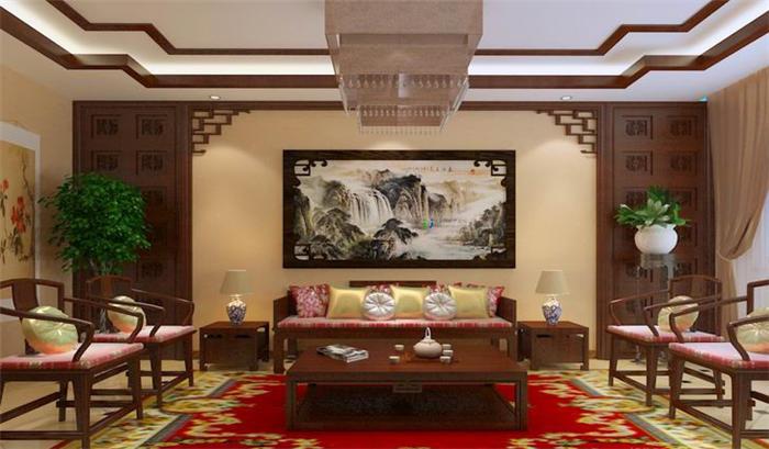 高档别墅设计中式风格