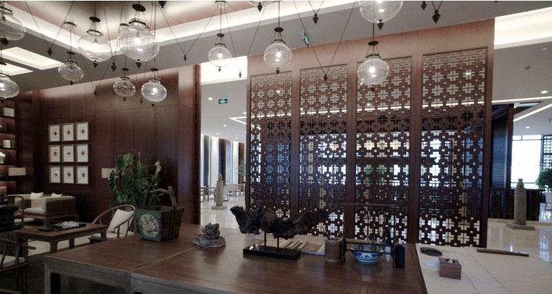 皖南古典中式风格别墅设计