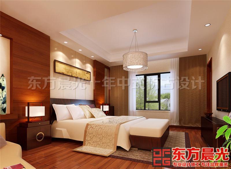 中式风格别墅装修设计