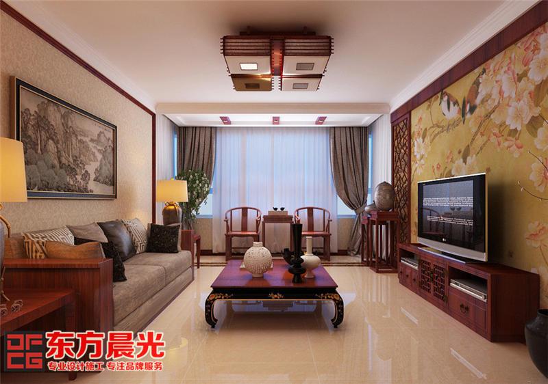 中式别墅设计效果图