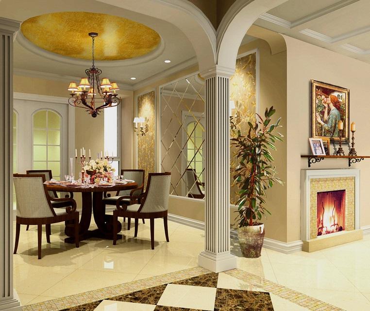庄园别墅中式设计