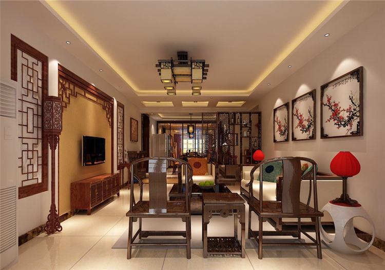 美妙绝伦古典中式别墅装修设计