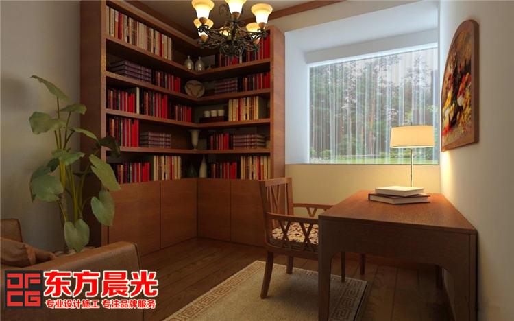 中式装修设计家居装修