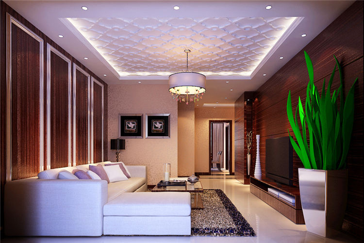 现代简约风格别墅装修设计