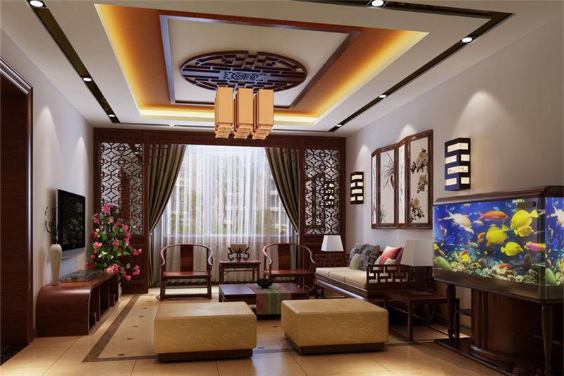 中式别墅装修设计描绘诗意人生