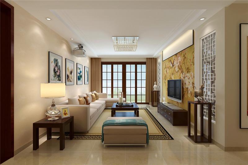 中式风格别墅装修设计清新舒适