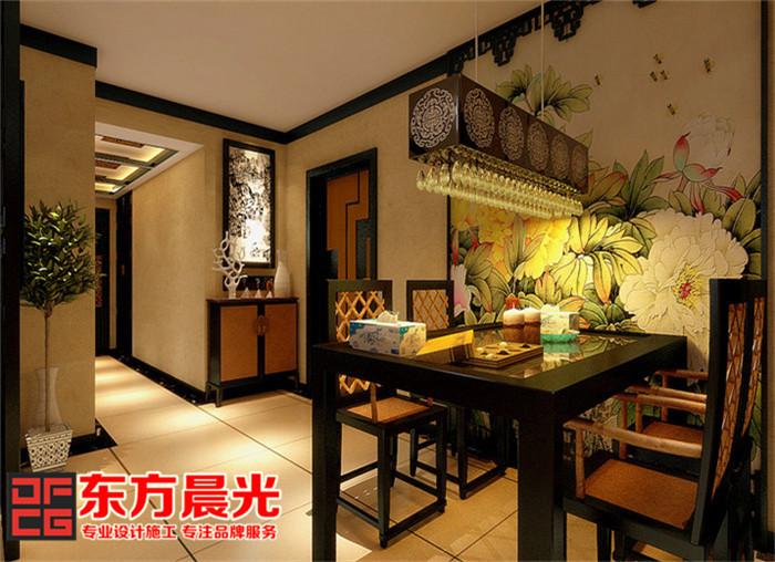 家装设计 中式装修高清图片
