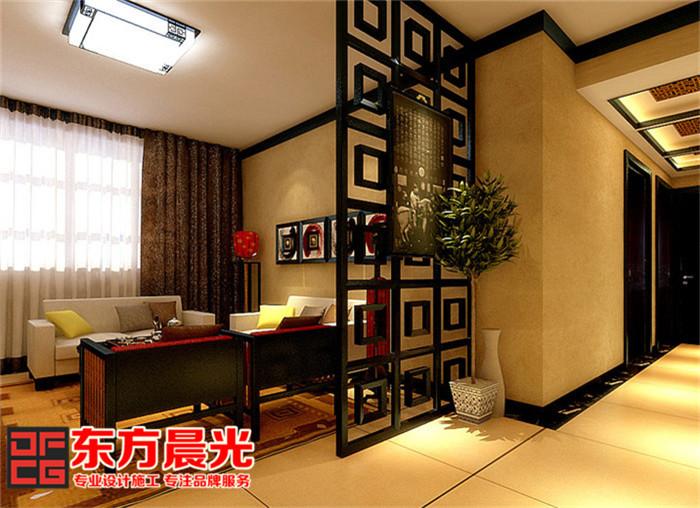 中式装修 家装设计高清图片