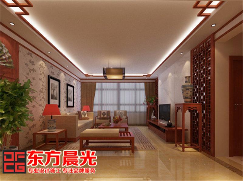 中式别墅装修设计品味内敛气质