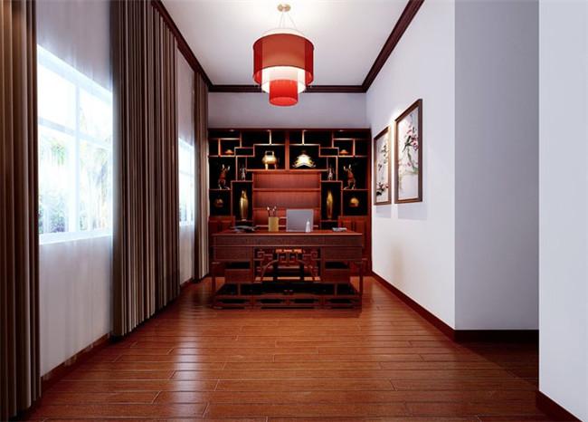北京别墅装修设计溢满中式温馨