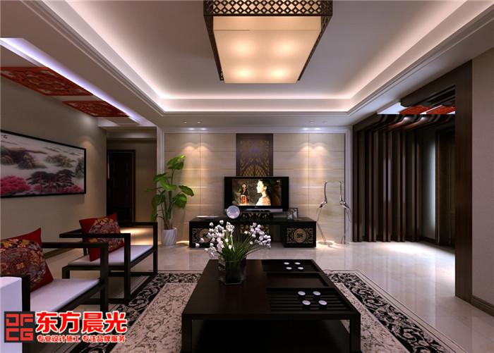 精致豪宅别墅中式装修设计简约家具随意挑选