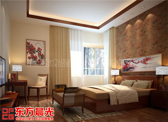 中式风格时尚别墅装修