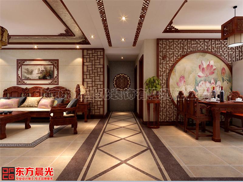中式装修别墅设计