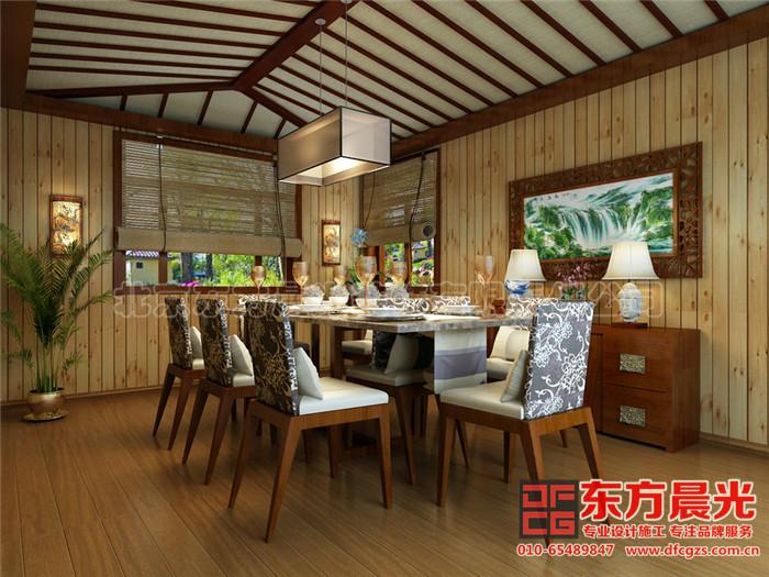 别墅装修设计之餐厅
