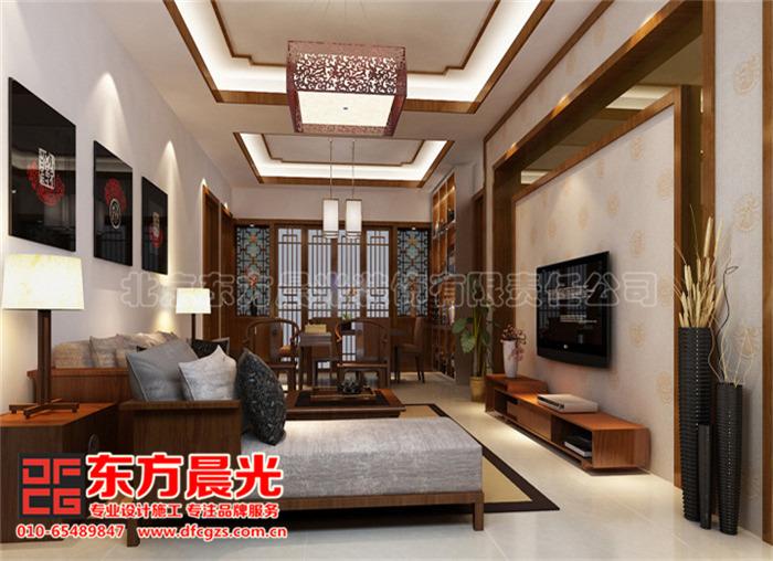 中式别墅装修设计图独具匠心