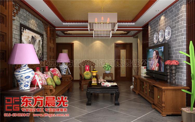 中式别墅装修设计