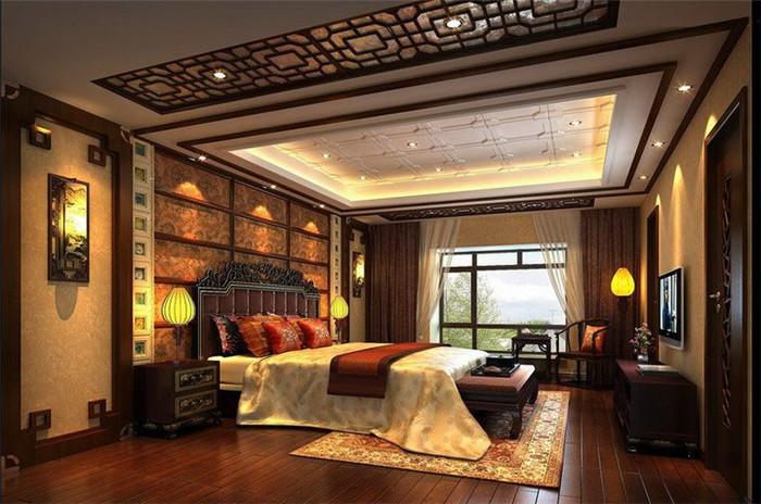 中式风格别墅装修设计与美同居