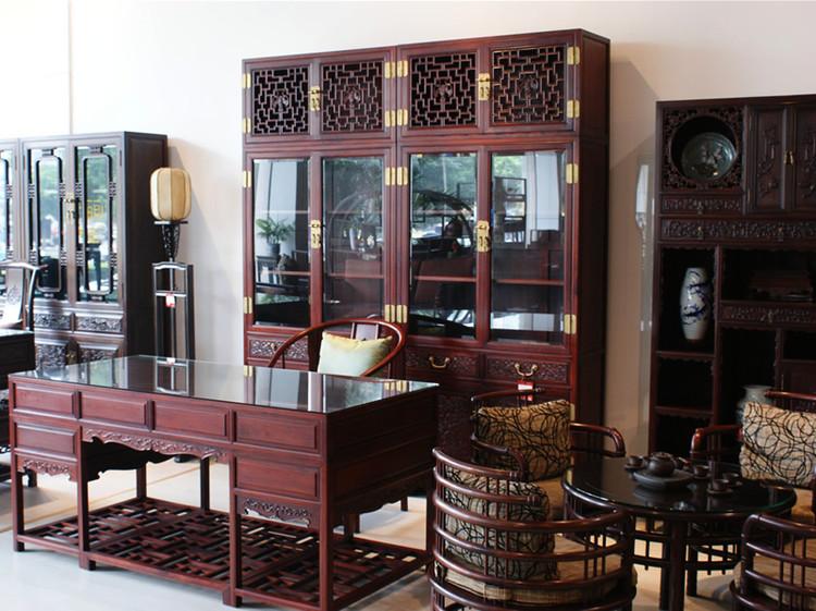 北京古建装饰之书房古韵