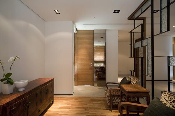 中式家居装饰装修效果图