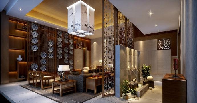 北京中式设计效果鉴赏