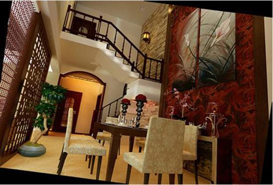 复古中式客厅装修效果 鉴赏不同效果的客厅