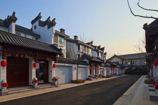中式别墅设计装修效果