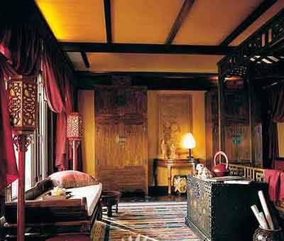 简约古典中式别墅装修