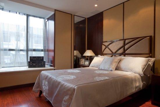 新中式风格别墅装修效果的别致情调