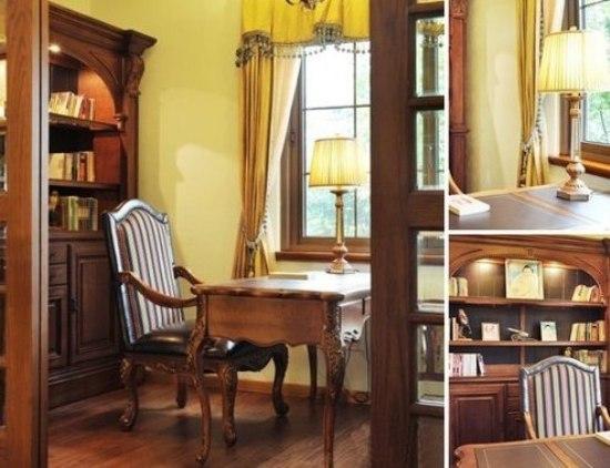 古典风格家居装修 打造儒雅古典风格别墅