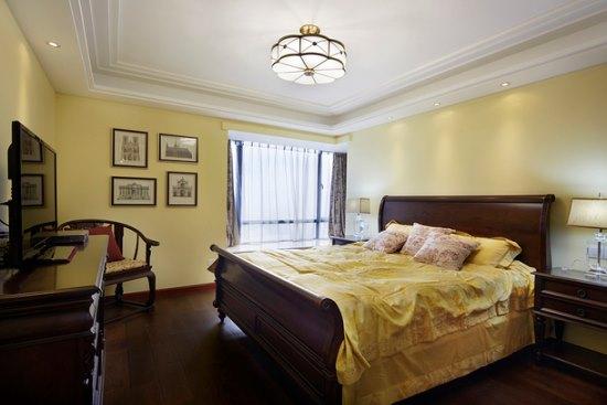 新中式风格装修效果 温馨时尚的新中式家