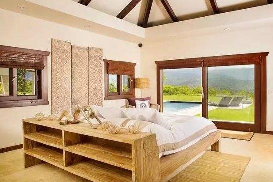 中式别墅卧室装修效果 不同室内装修
