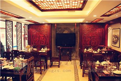 中式餐饮酒店