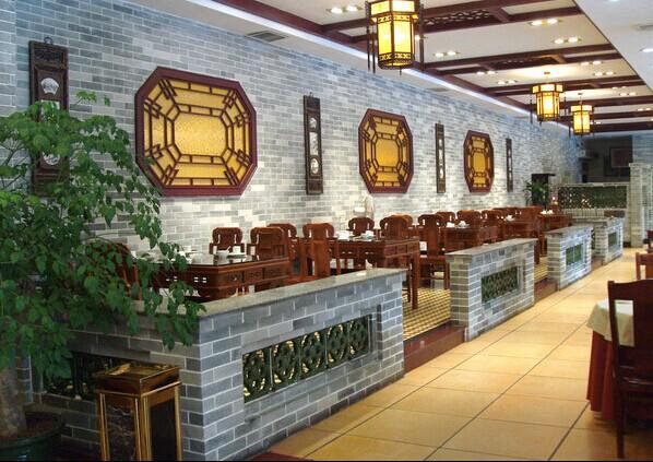 中式古典餐厅装修展现你的魅力