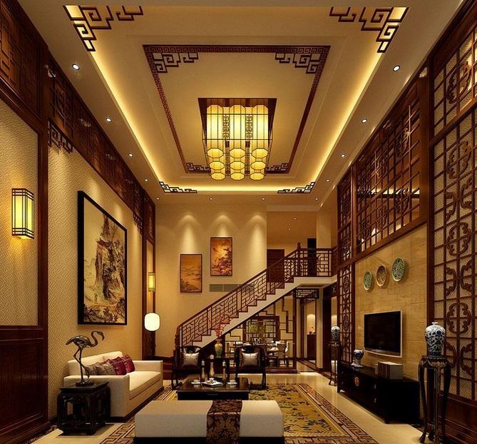 酒店会所中式设计凸显典雅之风